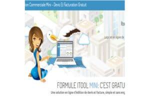 Itool Gestion Commerciale Mini au service des TPE pour la gestion commerciale et la comptabilité