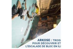3 salles d'escalade en Ile-de-France à découvrir pour les activités