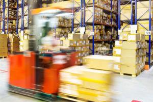 Service de gestion logistique et transport pour PME et PMI