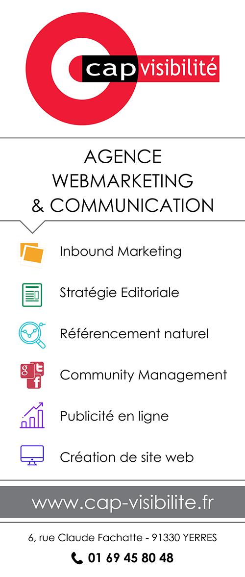 Cap Visibilité - Agence webmarketing et communication