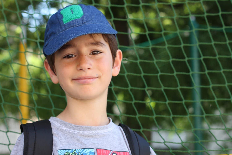 enfant de 11 ans